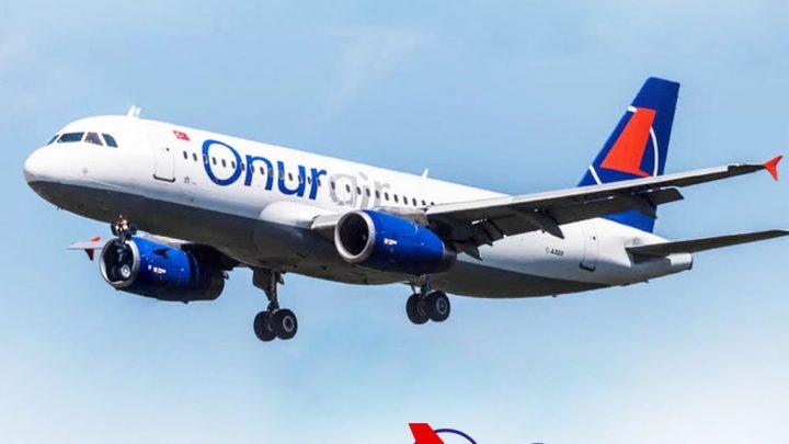 Onur Air Uçak Bilet İptali