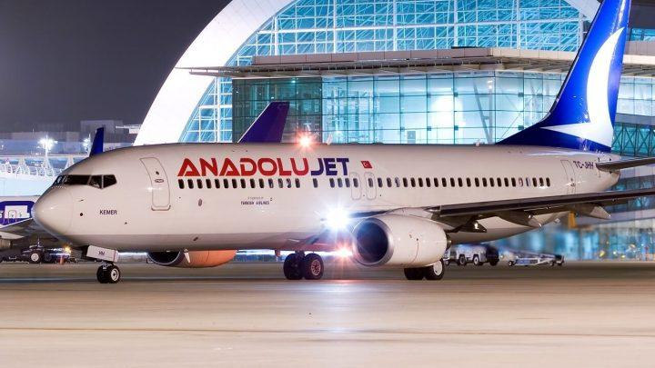 Anadolu Jet Bilet İptali