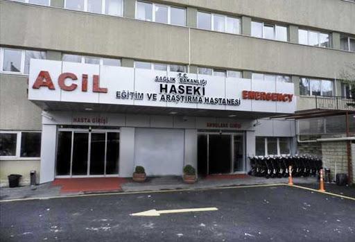 Haseki Eğitim ve Araştırma Hastanesi Randevu İptali